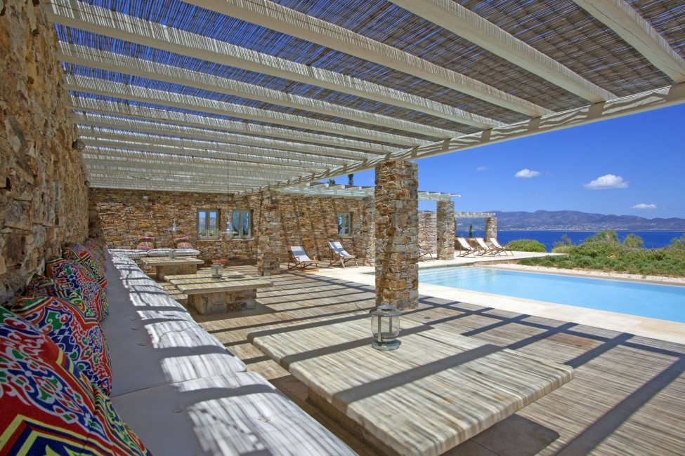 Villa Elina Pool - Antiparos, Greece:pool3.JPG