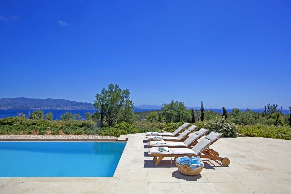 Villa Elina Pool - Antiparos, Greece:pool6.JPG