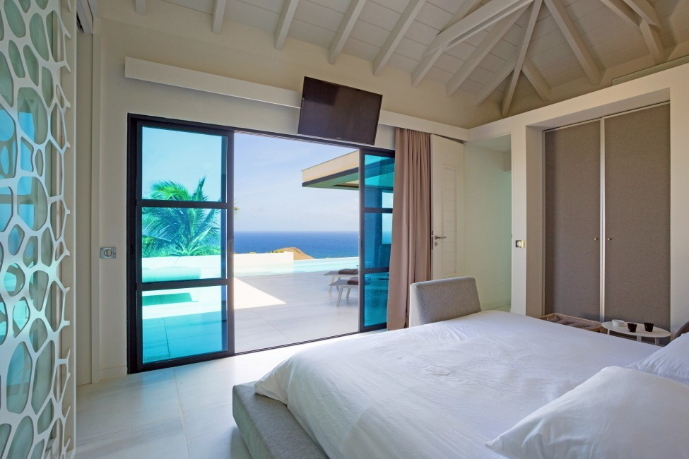 Villa Reyne Bathroom - St. Barths:bedroom689.jpg